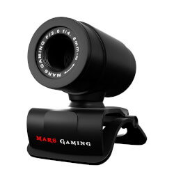 WEBCAM MARS GAMING MW1 | Quonty.com | MW1