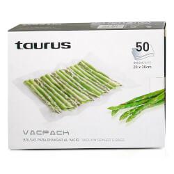 BOLSAS TAURUS 30X20CM 50 UNIDADES | Quonty.com | 999183000