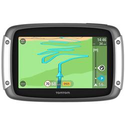 GPS MOTO TOMTOM RIDER 40 4.3' EUROPA OCCIDENTAL GRATIS DE POR VIDA BLUETHOOT | Quonty.com | 1GE0.054.00