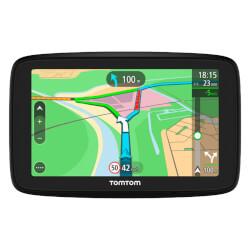 GPS AUTOMOVIL TOMTOM VÍA 53 5'' EUROPA GRATIS DE POR VIDA | Quonty.com | 1AL5.002.03