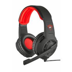 AURICULARES C/MICRÓFONO TRUST GAMING GXT 310 | Quonty.com | 21187