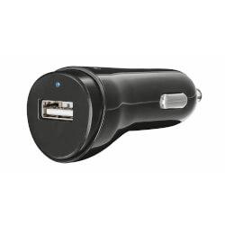 CARGADOR DE COCHE INTELIGENTE TRUST 21711 USB | Quonty.com | 21711
