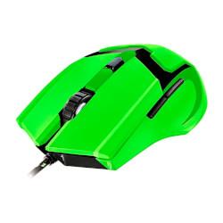 RATON TRUST GAMING GXT 101-SG SPECTRA GREEN 4800DPI USB | Quonty.com | 22384