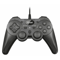 GAMEPAD TRUST ZIVA WIRED | Quonty.com | 21969