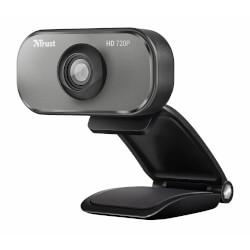 WEBCAM CON MICROFONO TRUST VIVEO HD 720P | Quonty.com | 20818