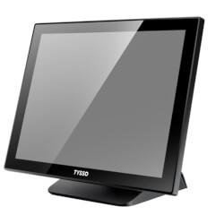 TPV COMPACTO TYSSO POS-1000 15'' J1900 2.0GHZ 2GB | Quonty.com | POS-1000B