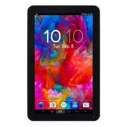 "TABLET WOXTER SX200 10.1"" OCTACORE 1GB+16GB ANDROID 6.0 NEGRA ALUMINIO 