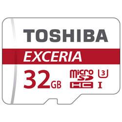 MICROSD TOSHIBA 32GB CL10 UHS-I ADAPTADOR SD | Quonty.com | THN-M302R0320EA