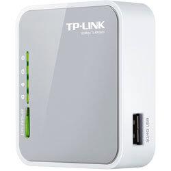 Router Tp-Link Tl-Mr3020 3g/4g Wifi-N/150mbps | Quonty.com | TL-MR3020