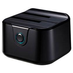 BASE CONECTORA TOOQ TQDS-802B 2.5/3.5 SATA3 USB3.0 | Quonty.com | TQDS-802B