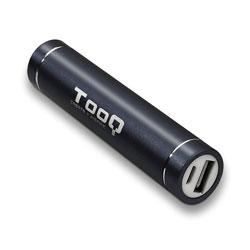 Powerbank/Bateria Externa Tooq Tqpb-1a26-B 2600mah Negro | Quonty.com | TQPB-1A26-B