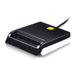 LECTOR EXTERNO USB2.0 TOOQ TQR-210B DNIE | Quonty.com | TQR-210B