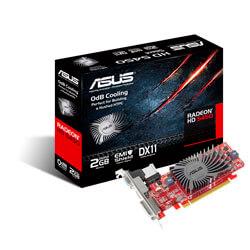 TARJETA GRAFICA ASUS HD5450-SL-2GD3-L 2GB DDR3 PCIE2.1 HDMI | Quonty.com | 90-C1CNX1-S0UAN0YZ