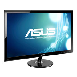 MONITOR GAMING ASUS VS278H 27,0'' FHD 1MS HDMI | Quonty.com | 90LMF6001Q02271C-
