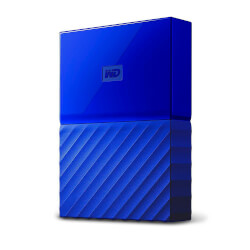 HDD WD EXT 2.5'' 4TB USB 3.0 MY PASSPORT WORLDWIDE | Quonty.com | WDBYFT0040BBL-WESN