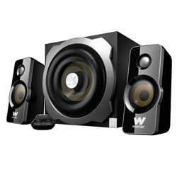ALTAVOCES WOXTER BIG BASS 260 2.1 150W | Quonty.com | SO26-026
