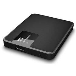 HDD WD EXTERNO 2.5'' 1TB USB3.0 MY PASSPORT ULTRA NEGRO | Quonty.com | WDBGPU0010BBK