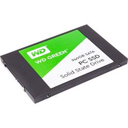 SSD WD 2.5'' 240GB SATA3 GREEN | Quonty.com | WDS240G1G0A