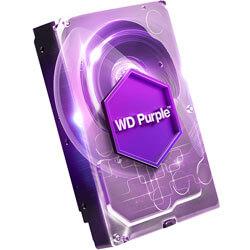 HDD WD 3.5'' 1TB 5400RPM 64MB SATA3 AV PURPLE | Quonty.com | WD10PURX