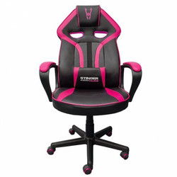 Silla Gaming Woxter Stinger Station Alien Rosa | Quonty.com | GM26-072