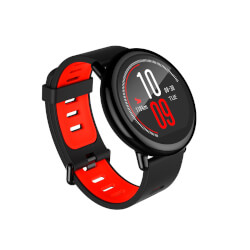 RELOJ INTELIGENTE XIAOMI AMAZFIT PACE RED 3,4'' GPS | Quonty.com | UYG4012RT