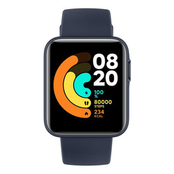 Smartwatch Xiaomi Mi Watch Lite Blue | Quonty.com | MIWATCH-LITEBL