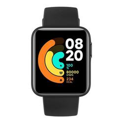 Smartwatch Xiaomi Mi Watch Lite Black | Quonty.com | BHR4357GL