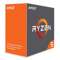 MICRO AMD AM4 RYZEN 5 1600X 4,00GHZ 16MB | Quonty.com | YD160XBCAEWOF
