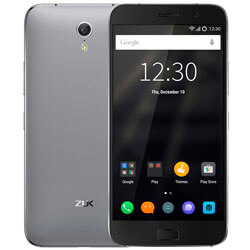 SMARTPHONE ZUK LENOVO Z1 5.5''FHD IPS SNAPDRAGON.801 3GB/64GB 4G 13/8MPX DUALSIM A5.1 GRIS | Quonty.com | M0K90003FR