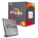 Micro Amd Am4 Ryzen 5 2600x 3,60/4,20ghz 16mb | Quonty.com | YD260XBCAFBOX