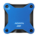 Ssd Externo 2.5'' 240gb Usb3.2 Sd600q Blue | Quonty.com | ASD600Q-240GU31-CBL