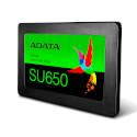 Ssd Adata 2.5&Quot; 480gb Sata3 Su650   Quonty.com   ASU650SS-480GT-R