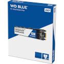 SSD WD 1TB SATA3 M2 BLUE 3D NAND | Quonty.com | WDS100T2B0B