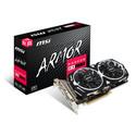 TARJETA GRÁFICA MSI RX570 ARMOR OC 8GB GDDR5 | Quonty.com | 912-V341-236