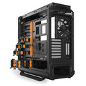 CAJA SEMITORRE/E-ATX BE QUIET! SILENT BASE 801 WINDOW ORANGE | Quonty.com | BGW28