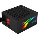 Fuente Alimentacion Aerocool Lux Rgb 650m 650w 80+Bronze Atx | Quonty.com | LUXRGB650M