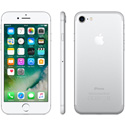 APPLE IPHONE 7 32GB 4.7''IPS QUADCORE 2GB/32GB 4G 7/12MPX 1SIM IOS10 PLATA | Quonty.com | MN8Y2QL/A
