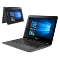 ASUS VIVOBOOK FLIP TP201SA-FV0010R 11,6 4GB 500GB W10 | Quonty.com | TP201SA-FV0010R