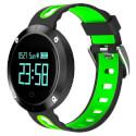 Reloj Inteligente Billow Xs30 1200mah Negro/Verde | Quonty.com | XS30BGP