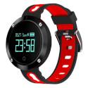 Reloj Inteligente Billow Xs30 1200mah Negro/Rojo   Quonty.com   XS30BR
