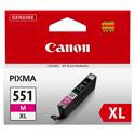 TINTA CANON CLI551XLM MAGENTA ALTA CAPACIDAD | Quonty.com | 6445B001