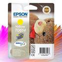 EPSON C13T06144010 1/1 TINTA AMARILLO 1/8/1568 | Quonty.com | C13T06144020