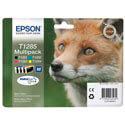 TINTA EPSON C13T12854010 PACK 4 COLORES | Quonty.com | C13T12854010
