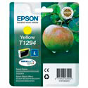 TINTA EPSON C13T12944010 AMARILLO | Quonty.com | C13T12944010