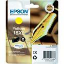 TINTA EPSON C13T16344010 Nº 16XL AMARILLO | Quonty.com | C13T16344010