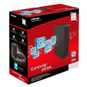 HDD TOSHIBA EXTERNO 3.5'' 3TB USB3.0 CANVIO DESK NEGRO | Quonty.com | HDWC130EK3J1