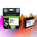 TINTA HP CN047AE Nº 951XL MAGENTA | Quonty.com | CN047AE
