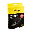 SSD INTENSO M.2 480GB PCIE3.0 | Quonty.com | 3834450