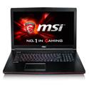 MSI GE72 7RE-084XES I7-7700 17,3FHD 16GB S256GB 1TB GTX1050T   Quonty.com   9S7-179941-084