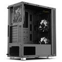 Caja Semitorre/Atx Nox Hummer Void S/Fuente Usb3.0 Negra | Quonty.com | NXHUMMERVOID
